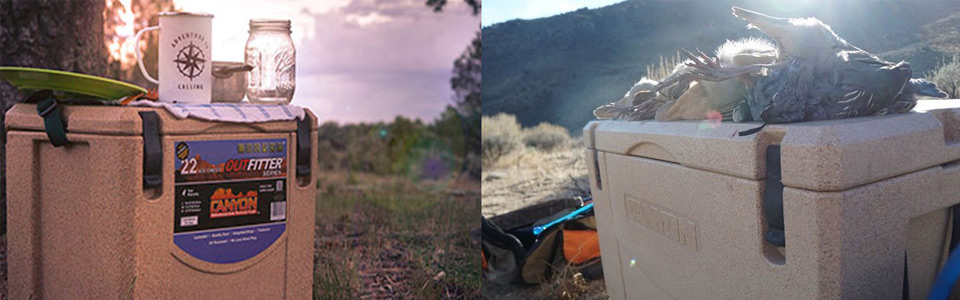 Featured Canyon Coolers