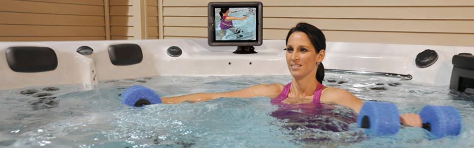 Featured H2X Swim Spa