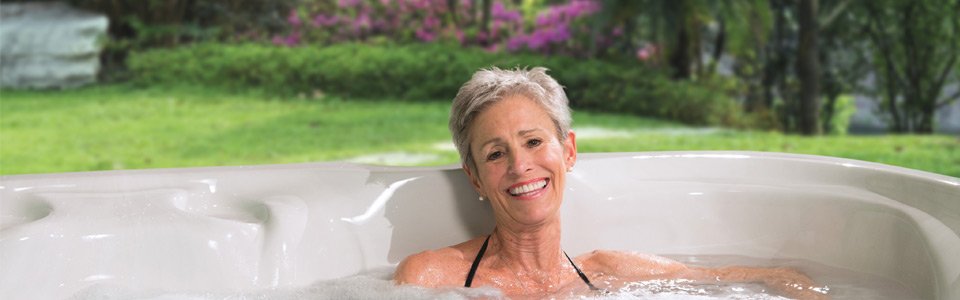 Featured Healthy Living Hot Tub